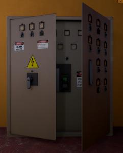 ElectricPanelUE4